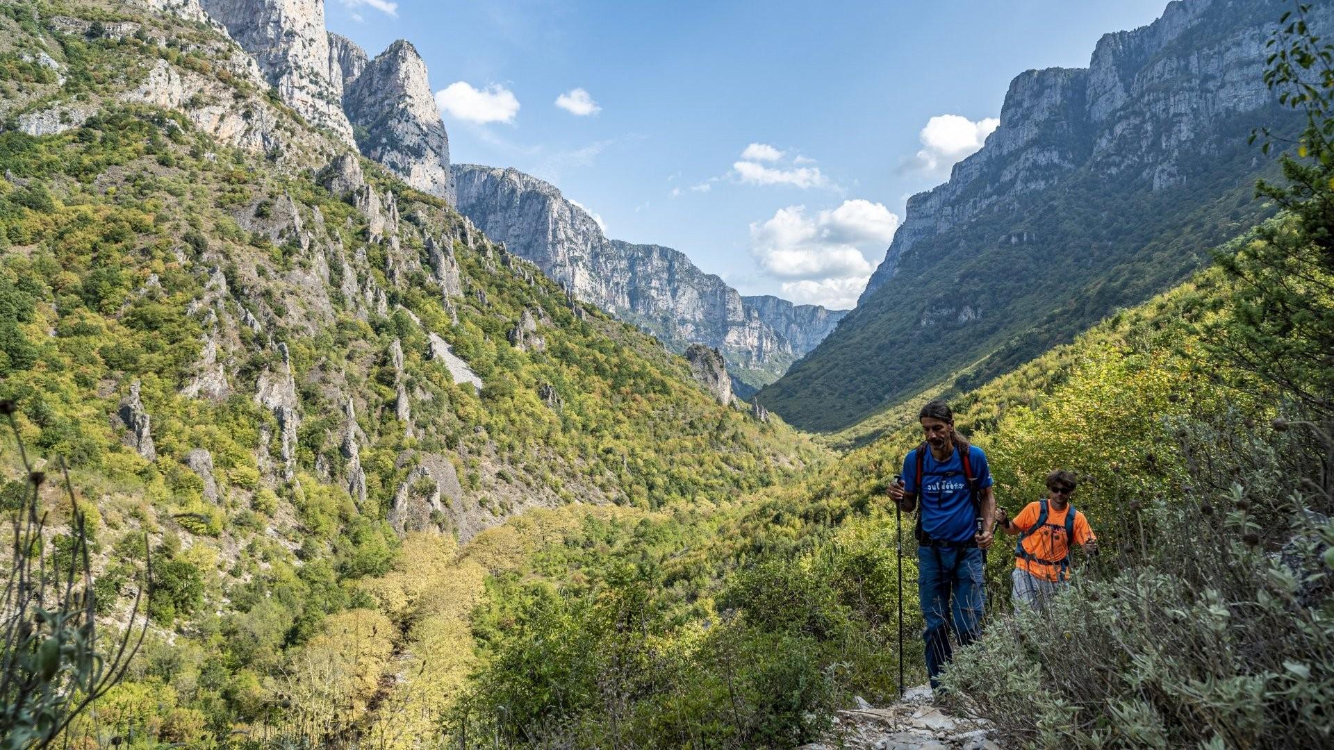 Vikos Gorge Hike