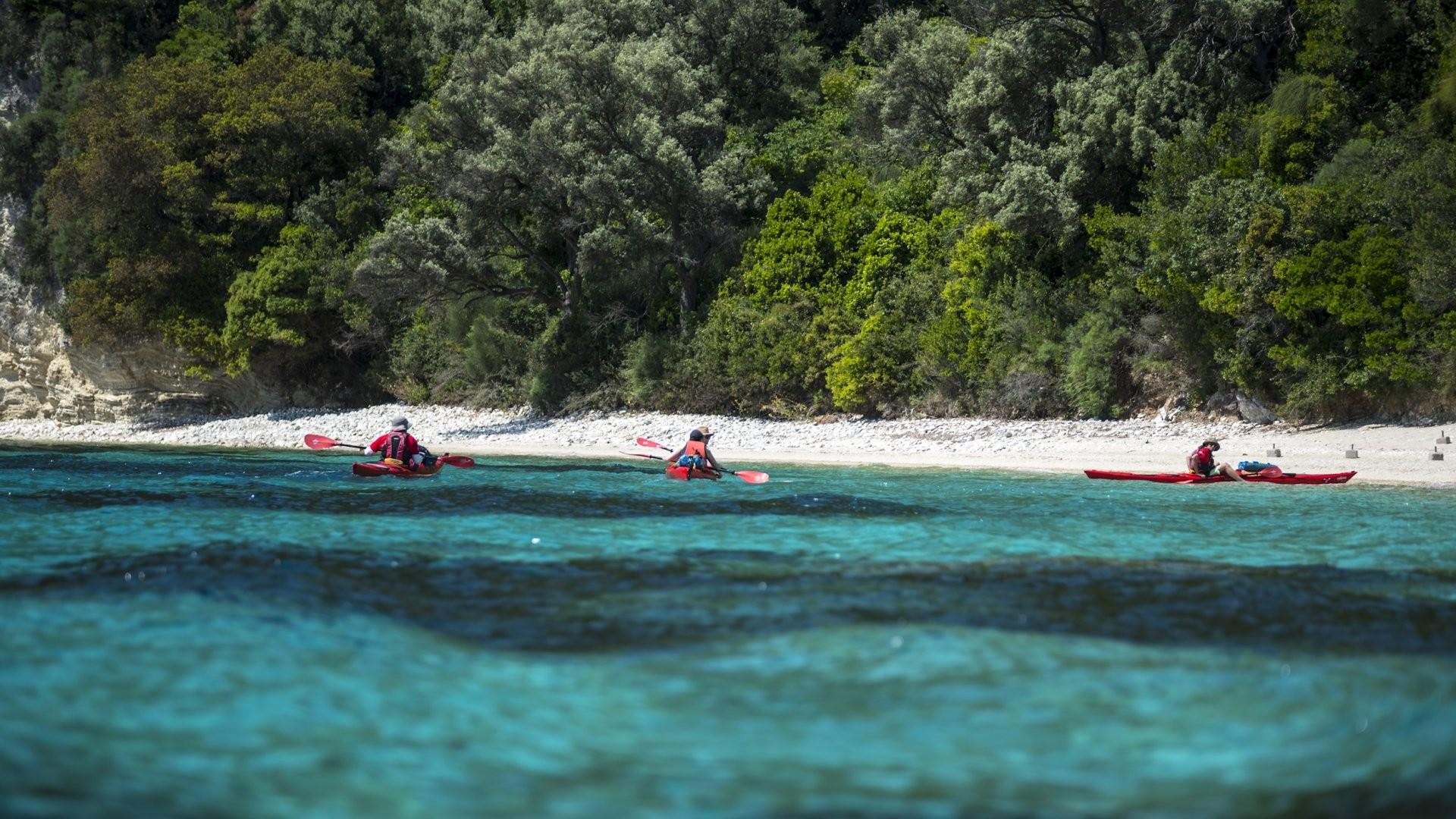 Lefkada Sea Kayak