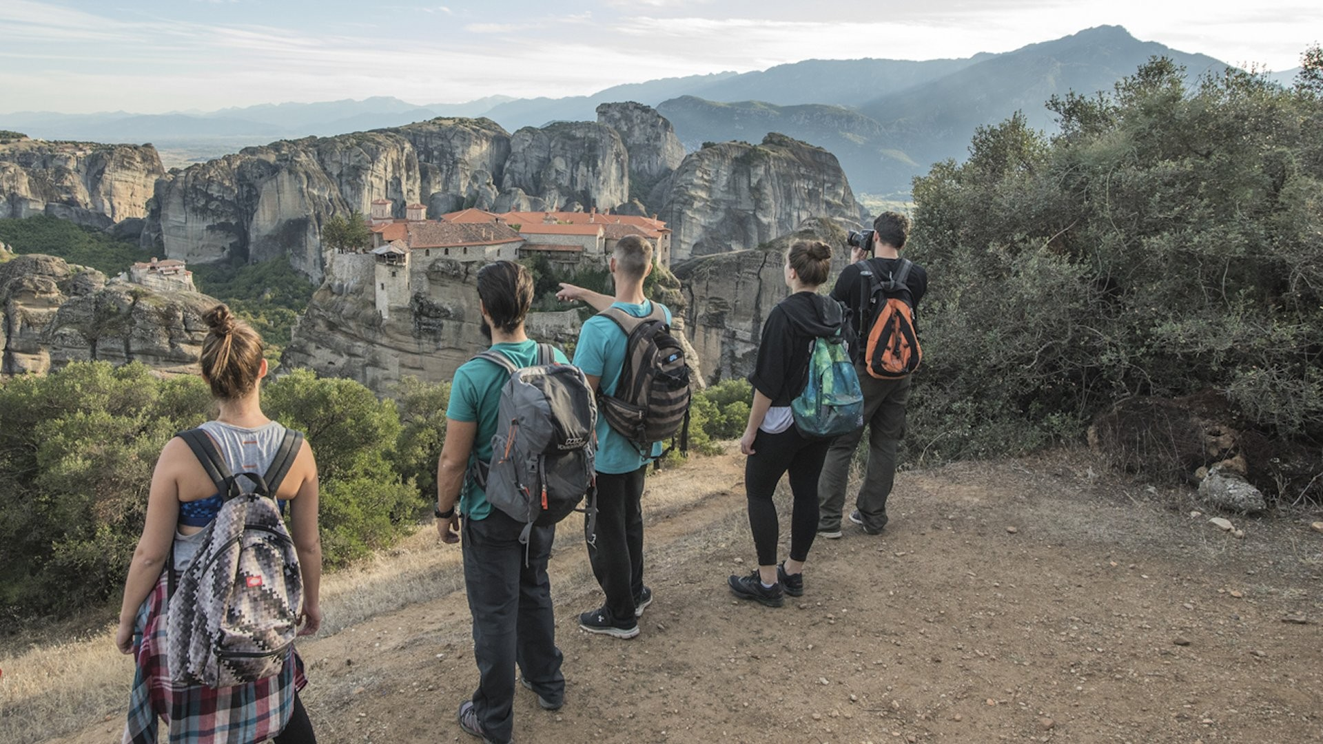 Meteora Hiking Tour