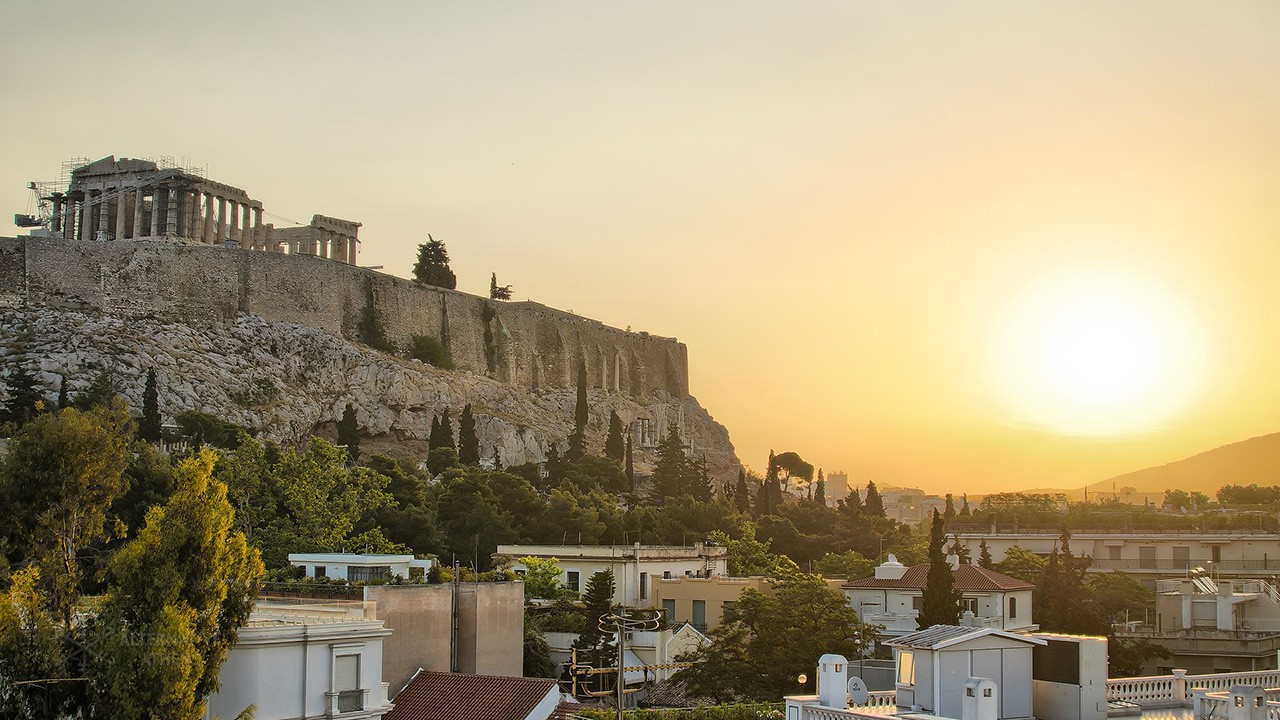 Beat the crowds acropolis afternoon tour
