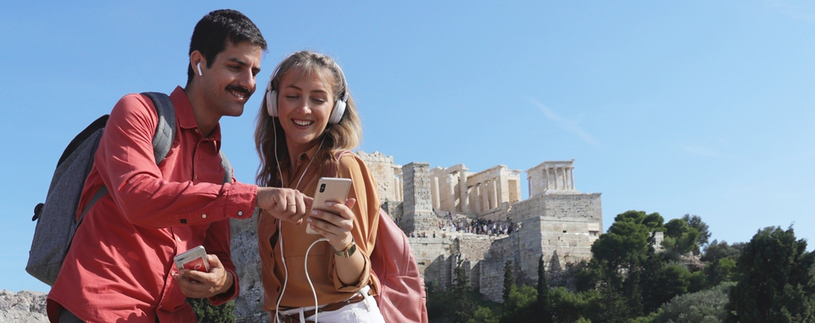 Acropolis, Agora, and Zeus Temple Entrance Tickets with Audio