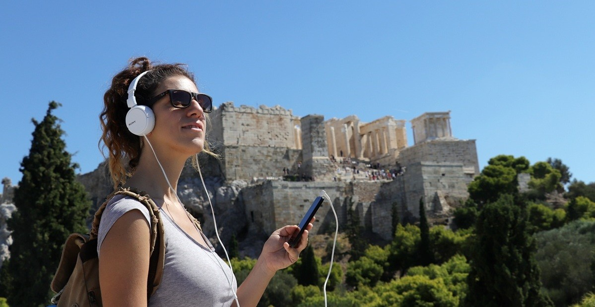 Acropolis Hill Pre-booked Ticket with Audio Tour on Your Phone
