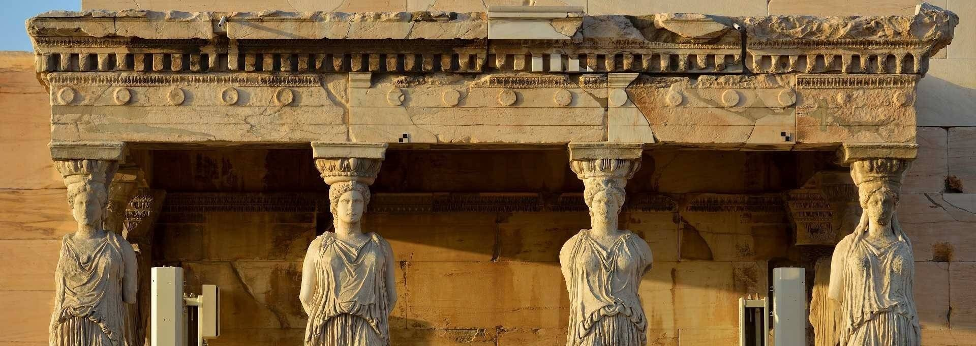 Skip the Line: Athens City Tour, Breathtaking Acropolis & Acropolis Museum