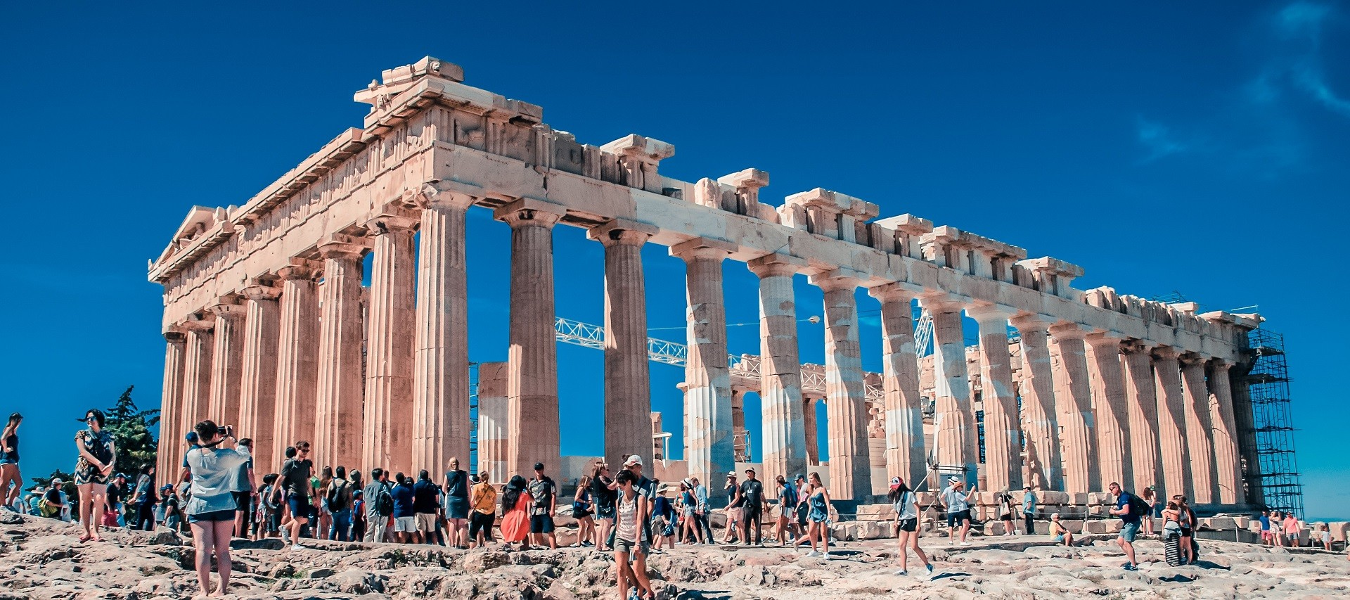 Skip the Line: Acropolis, Acropolis Museum & Temple of Poseidon Tour including Lunch