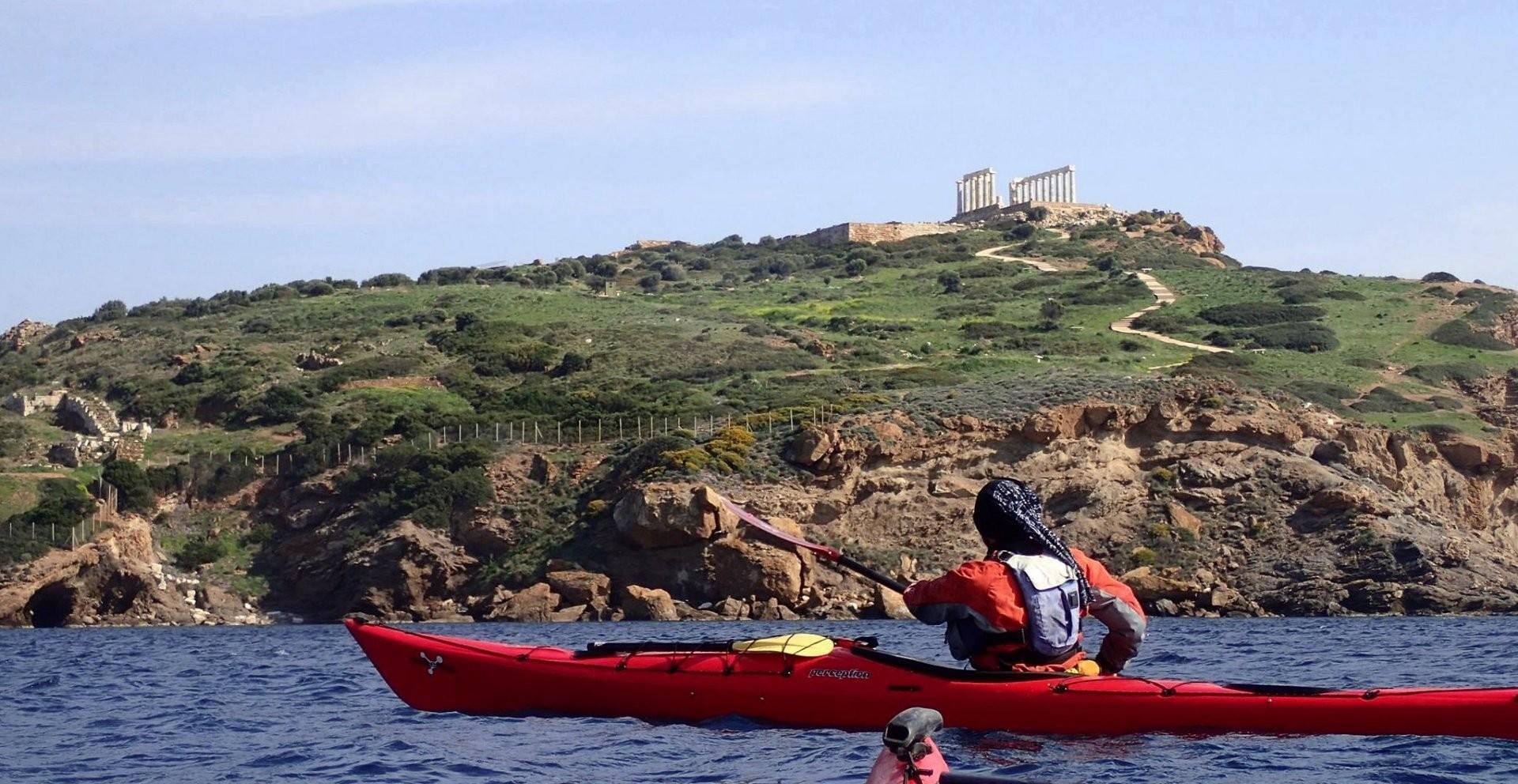 Athens Sea Kayak