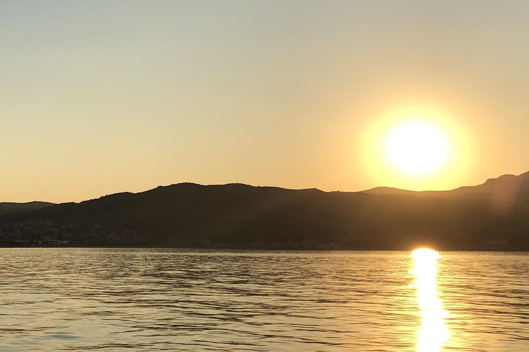 Powerboat Tour Theodorou Island Half Day Sunset